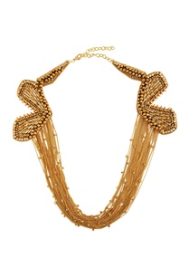 gold-plated-multiple-chain-necklace