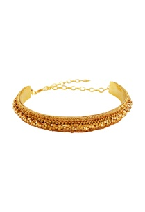 gold-plated-choker