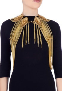 gold-plated-body-chain