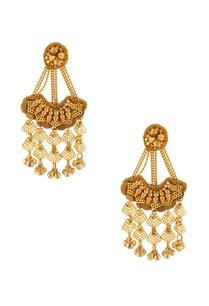 gold-plated-dangler-earrings