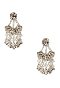 silver-plated-dangler-earrings