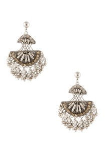 silver-plated-earrings-with-dangling-accents