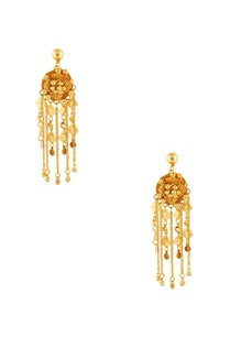 gold-plated-earrings-with-coin-bead-accents