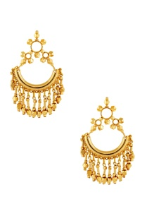 gold-plated-long-earrings-with-chain-accents