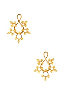 gold-plated-earrings-with-accents