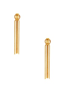 gold-plated-earrings-with-chain-accents