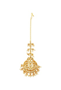 gold-plated-kundan-studded-maangtika-with-kundan-stones
