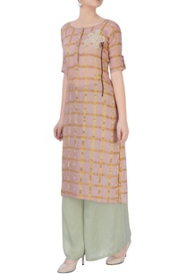 peach-striped-kurta-with-palazzos