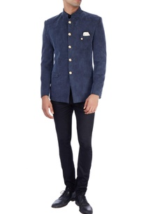navy-blue-bandhgala-jacket-trousers