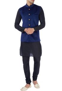 navy-blue-laser-design-bandi-jacket