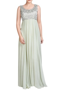 light-sage-green-gown-with-silver-embroidery