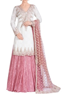 ivory-pink-embroidered-lehenga-set