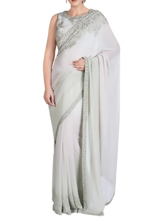 light-grey-embroidered-sari