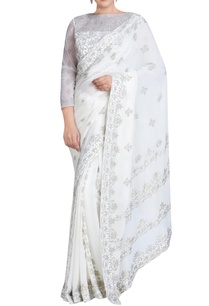 ivory-sari-set-with-jaal-embroidery