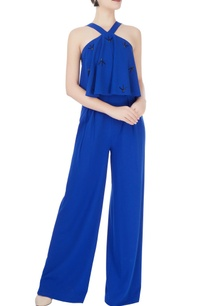 royal-blue-embellished-jumpsuit