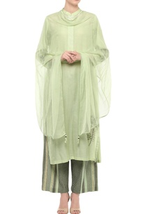 light-green-embroidered-kurta-set