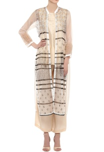 beige-co-ord-set-with-jacket
