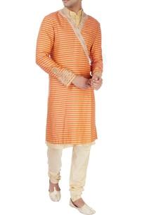 gold-sherwani-set-in-wrap-style