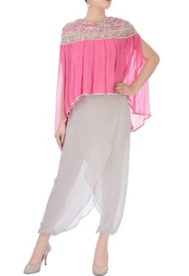 pink-grey-top-with-wrap-style-pants