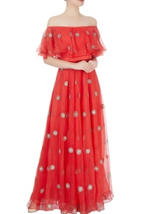 red-off-shoulder-maxi-with-embroidery