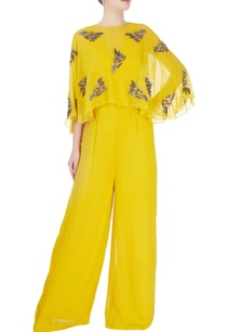 yellow-jumpsuit-with-embroidery