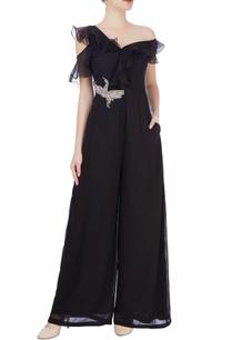 black-one-shoulder-jumpsuit-with-applique