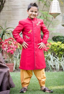 red-dragon-fly-sherwani-with-mustard-patiala