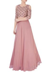 dusky-pink-embroidered-lehenga-set