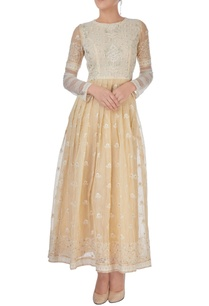 beige-threadwork-embroidered-anarkali