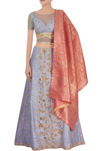 lilac-embroidered-lehenga-set