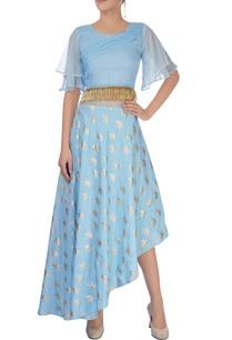 sky-blue-dress-with-tassels
