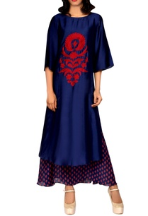 navy-blue-layered-kurta