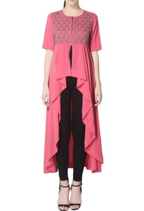 peach-tunic-with-embellishments