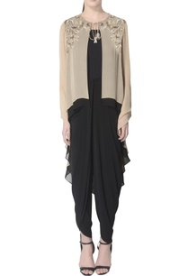beige-embroidered-gilet-jacket