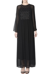 black-maxi-with-embellishments