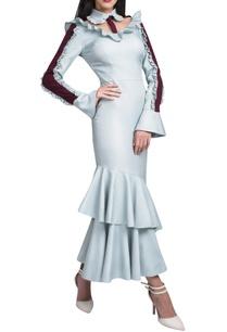 powder-blue-ruffled-dress