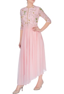 pastel-pink-embroidered-kurta