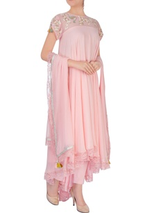 pink-embroidered-anarkali-set