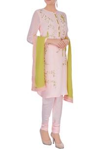 pink-embroidered-kurta-set