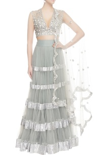 grey-lehenga-with-sequin-work