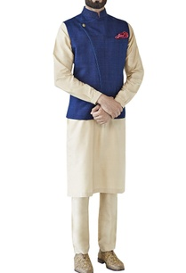 navy-dori-work-nehru-jacket