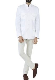 white-linen-dobby-bandhgala