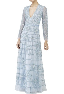 powder-blue-embellished-gown