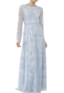 powder-blue-embroidered-gown