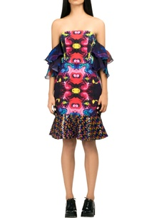 multicolored-digital-print-tube-dress