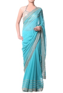 sky-blue-sari-with-gold-bugle-embroidery