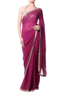 orchid-pink-sari-with-gold-embroidery