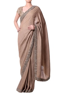 beige-sari-with-zardosi-hand-embroidery