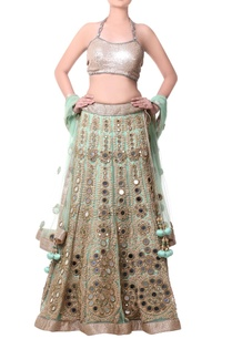 light-green-aari-embroidered-lehenga
