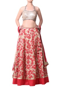 beige-golden-lehenga-with-floral-embroidery